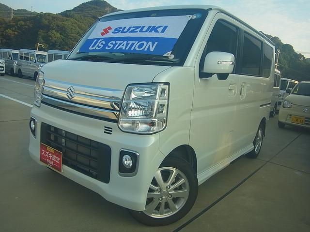 「スズキ」「エブリイワゴン」「コンパクトカー」「和歌山県」の中古車