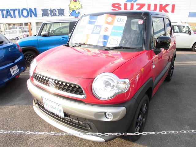 「スズキ」「クロスビー」「SUV・クロカン」「香川県」の中古車
