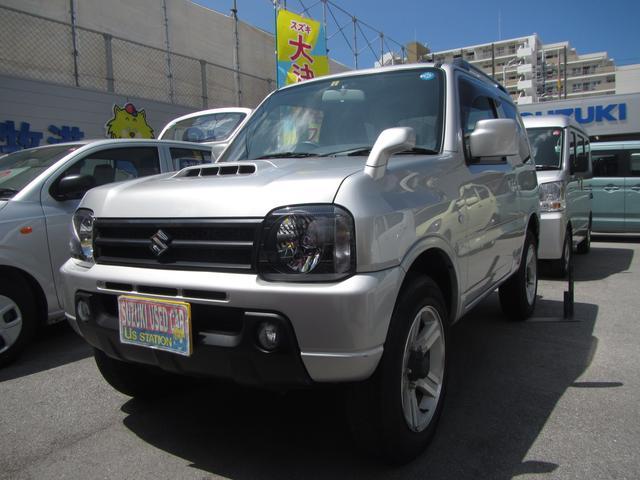 沖縄県の中古車ならジムニー XC 10型
