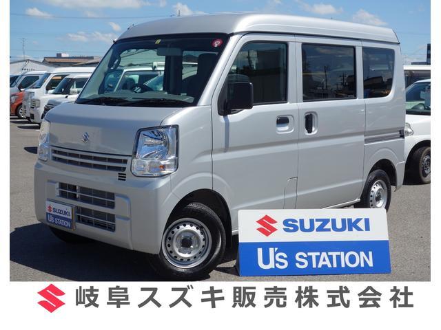 スズキ PAリミテッド 2型 4WD 4AT キーレス 新車保証継承