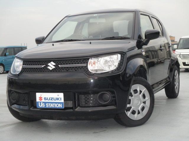 スズキ イグニス HYBRID MG  2WD CVT (検3.8)