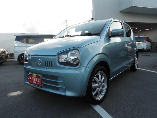 沖縄県うるま市の中古車ならアルト X 2型