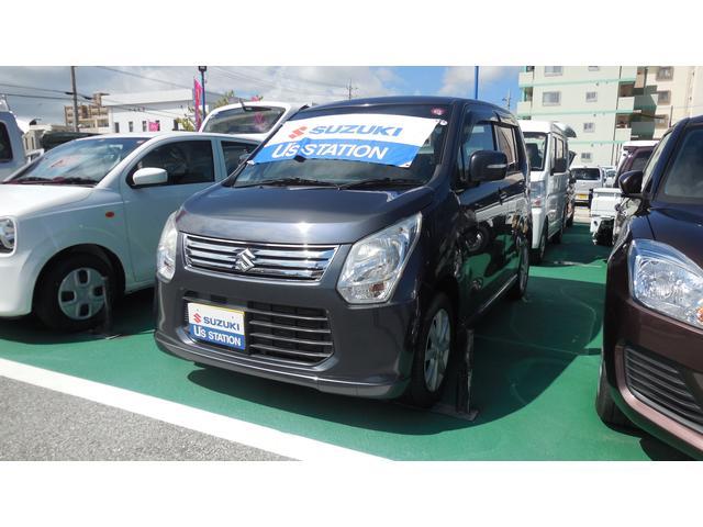 沖縄県豊見城市の中古車ならワゴンR FXリミテッド 2型