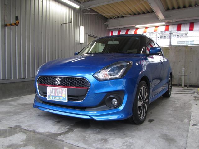 沖縄県浦添市の中古車ならスイフト RSt