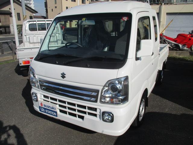 スズキ スーパーキャリイ X ディスチャージライト 5MT 4WD