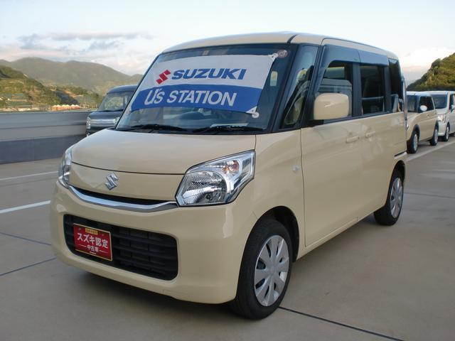 「スズキ」「スペーシア」「コンパクトカー」「和歌山県」の中古車