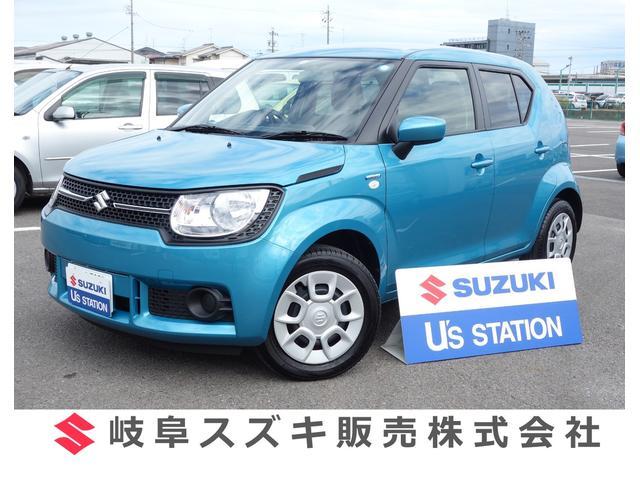 「スズキ」「イグニス」「SUV・クロカン」「岐阜県」の中古車