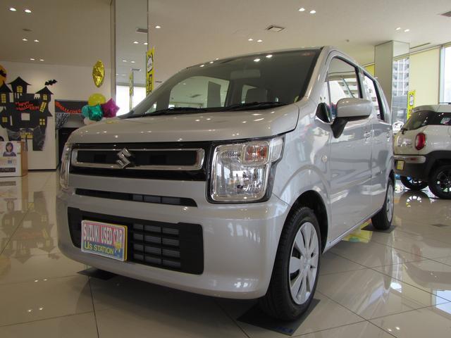 沖縄県浦添市の中古車ならワゴンR FA