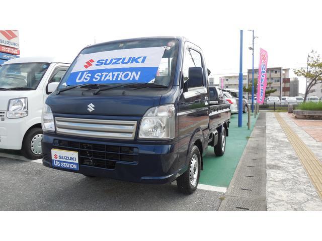 沖縄県島尻郡与那原町の中古車ならキャリイトラック KCスペシャル 3型