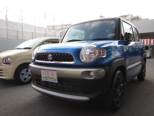 沖縄県の中古車ならクロスビー HYBRID MX