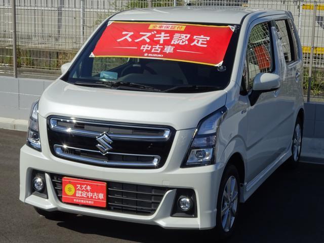「スズキ」「ワゴンRスティングレー」「コンパクトカー」「奈良県」の中古車