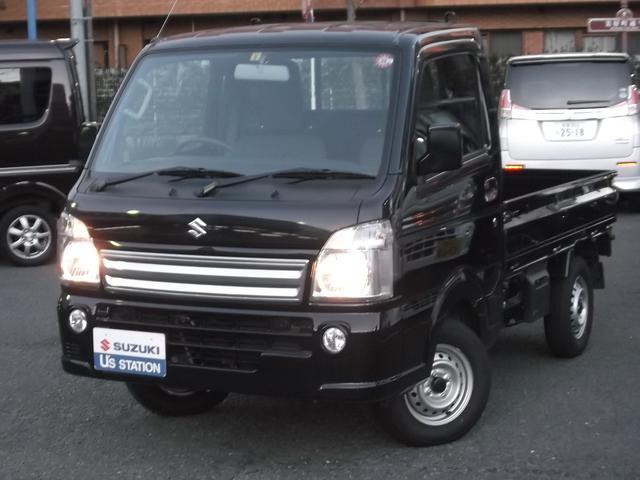 スズキ KX 3型 3方開AGS車 デモカーアップ