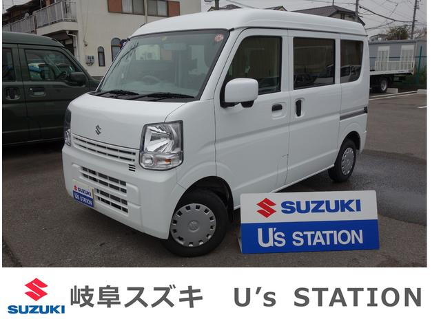 スズキ JOIN 2型4AT PW CDステレオ旧社用車 新車保証継