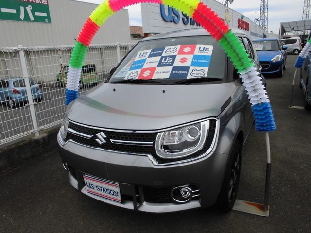 「スズキ」「イグニス」「SUV・クロカン」「香川県」の中古車