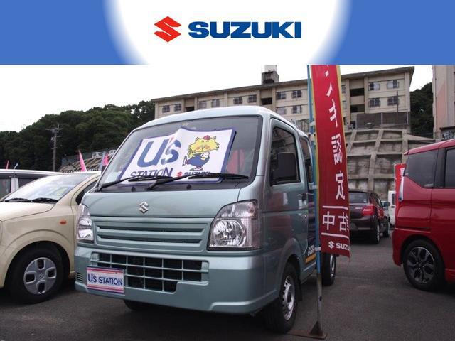 スーパーキャリイ L メーカー保証継承 4WD 5MT(1枚目)