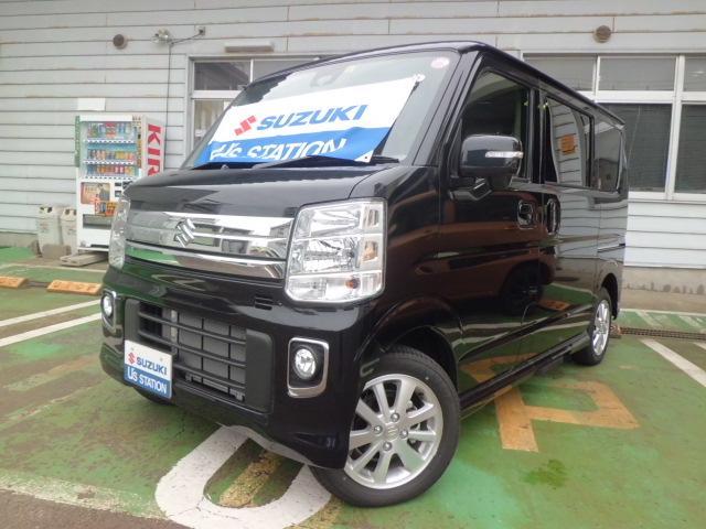 「スズキ」「エブリイワゴン」「コンパクトカー」「新潟県」の中古車