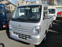 キャリイトラックKCエアコンパワステ 3型 デモカーUP禁煙車 4WD5MT