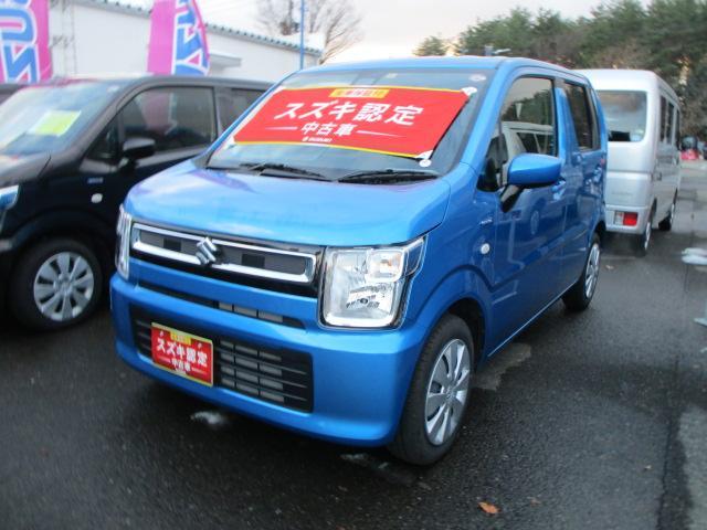「スズキ」「ワゴンR」「コンパクトカー」「秋田県」の中古車