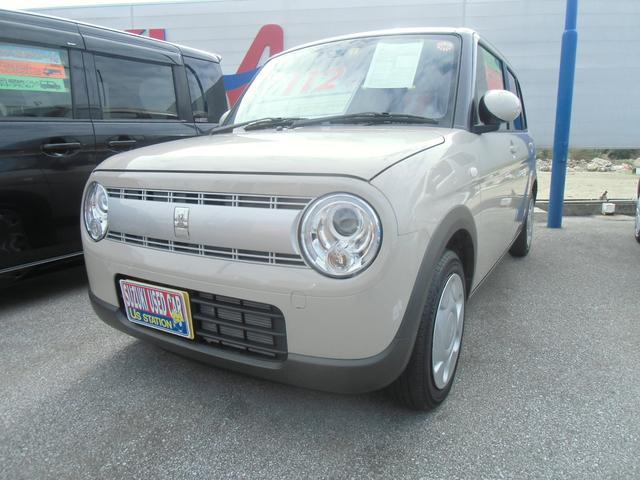 沖縄県の中古車ならアルトラパン S