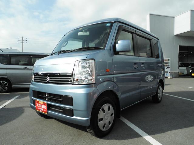 沖縄県の中古車ならエブリイワゴン JPターボハイルーフ 6型