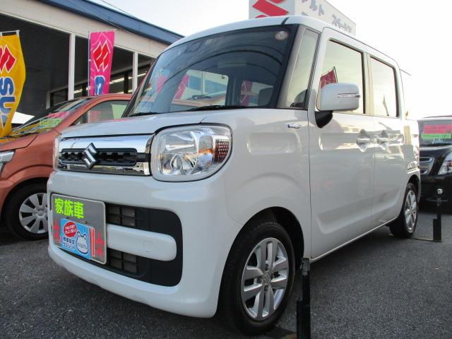 沖縄県の中古車ならスペーシア HYBRID X