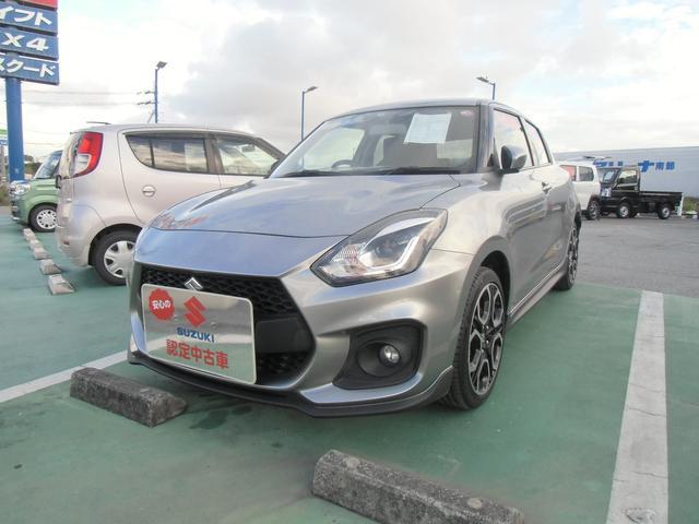 沖縄県豊見城市の中古車ならスイフトスポーツ スポーツ