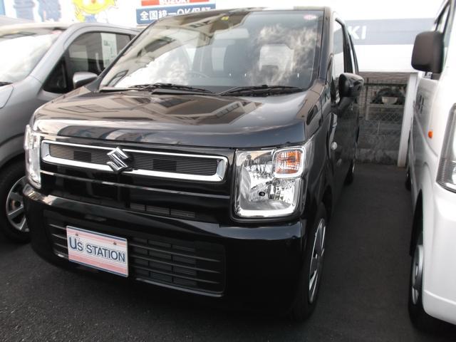 スズキ HYBRID FX 2WD CVT