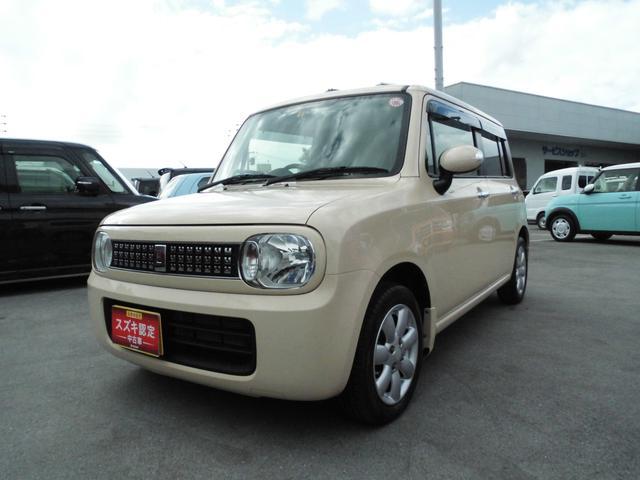 沖縄県の中古車ならアルトラパン Xセレクション 3型