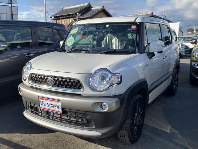 「スズキ」「クロスビー」「SUV・クロカン」「愛知県」の中古車