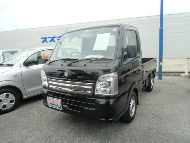沖縄県の中古車ならキャリイトラック KCスペシャル 3型