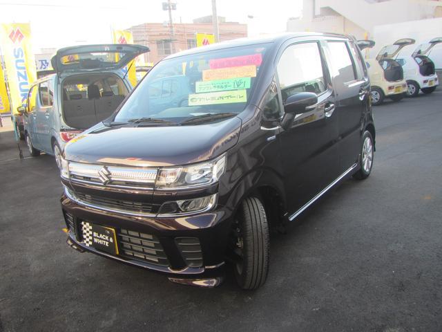 沖縄県那覇市の中古車ならワゴンR HYBRID FZ