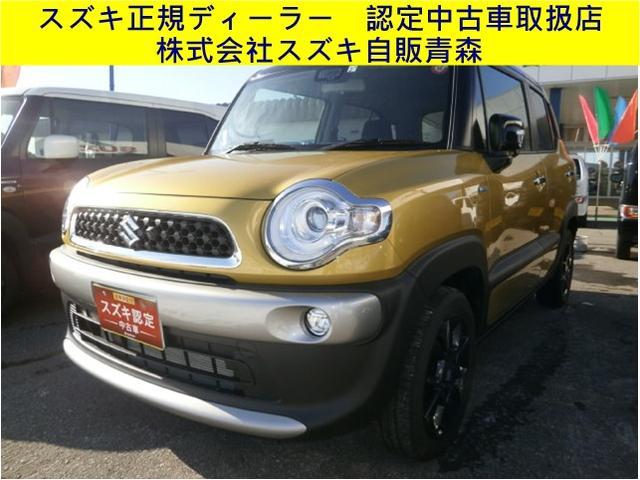 「スズキ」「クロスビー」「SUV・クロカン」「青森県」の中古車