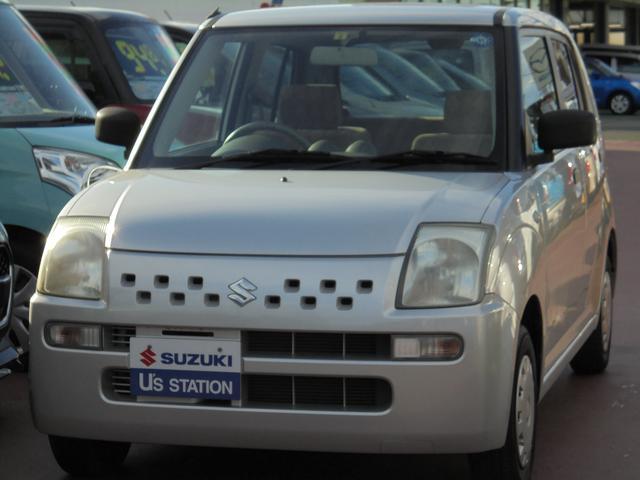 スズキ 誕生30年記念車 4型 5MT キーレスエントリー 純正CD
