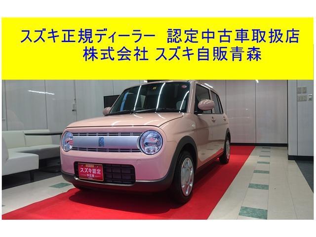 スズキ L 4WD CVT 新車保証継承
