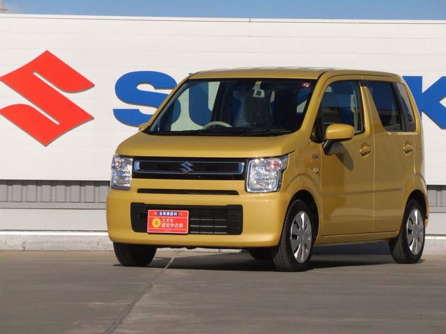 スズキ HYBRID FX セーフティP 新車保証