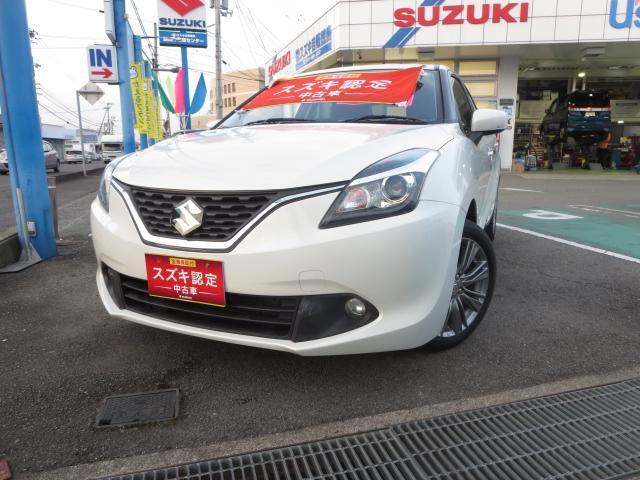 「スズキ」「バレーノ」「コンパクトカー」「徳島県」の中古車