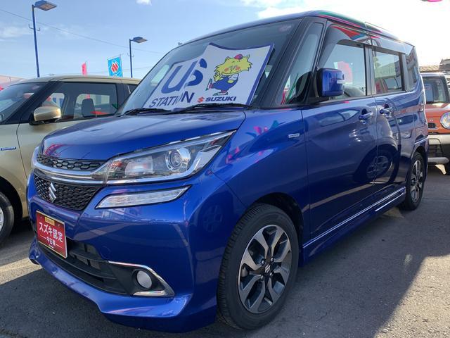 スズキ バンディット HYBRID MV 4WD CVT ナビ付