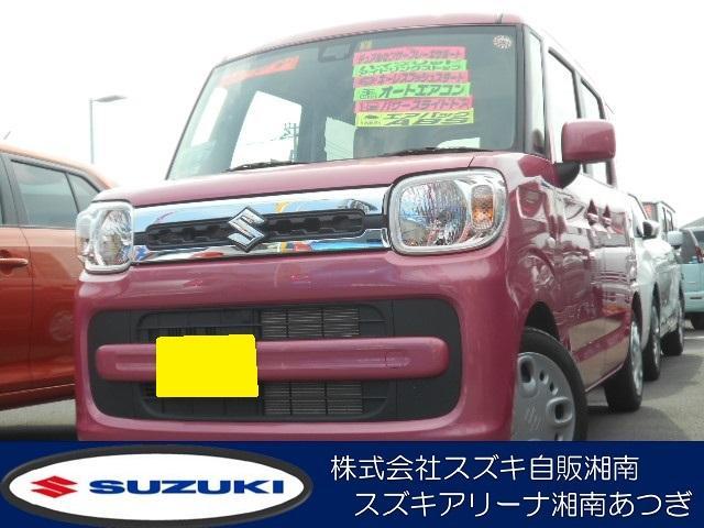 スズキ HYBRID X デュアルセンサーブレーキサポート装着車