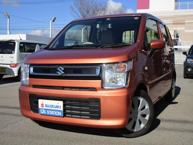 スズキ HYBRID FX 4WD セーフティパッケージ装着車