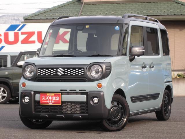 「スズキ」「スペーシアギア」「コンパクトカー」「長野県」の中古車