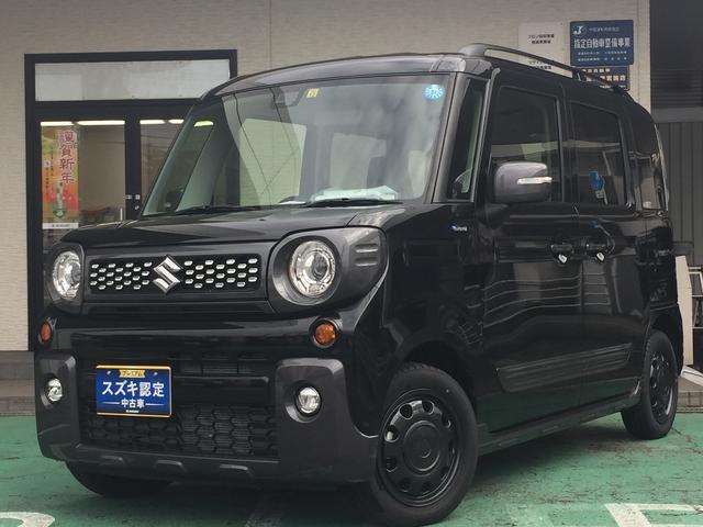 スズキ ギア HYBRID XZ 4WD 両側電動スライドD