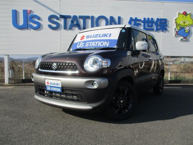 「スズキ」「クロスビー」「SUV・クロカン」「長崎県」の中古車