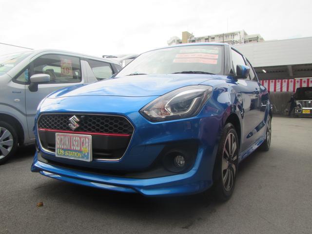 沖縄県の中古車ならスイフト RS