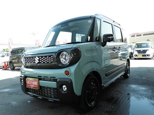 沖縄県うるま市の中古車ならスペーシアギア ギア HYBRID XZ