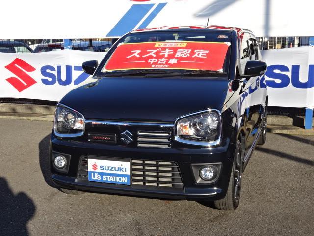 スズキ 7インチワイドナビ・ETC・レカロシート・HKSマフラー