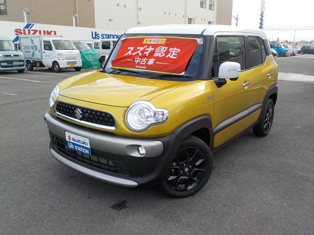 「スズキ」「クロスビー」「SUV・クロカン」「京都府」の中古車