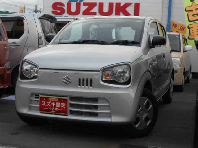 スズキ F 2型 4WD 5速マニュアル CDプレーヤー付