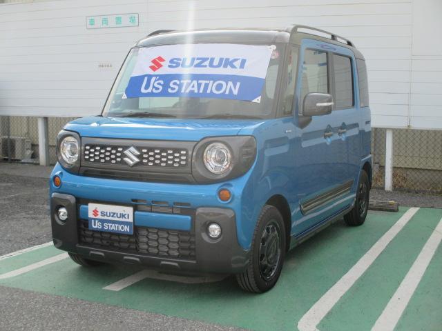 「スズキ」「スペーシアギア」「コンパクトカー」「滋賀県」の中古車
