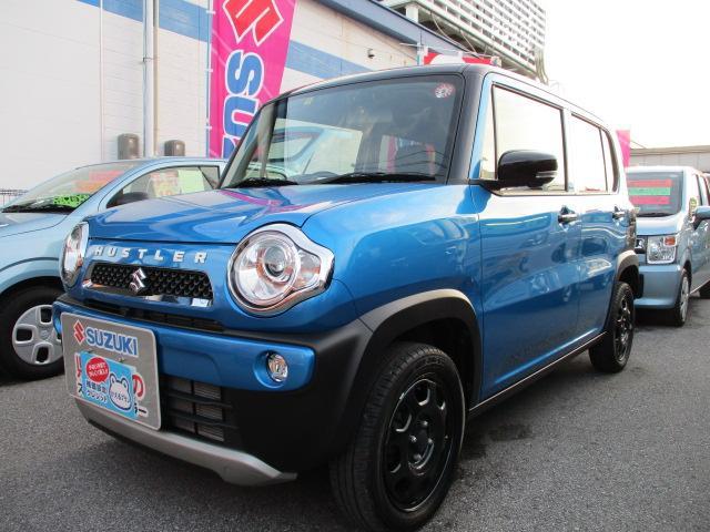 沖縄県の中古車ならハスラー タフワイルド 2型
