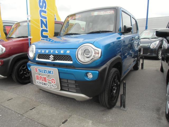 沖縄県豊見城市の中古車ならハスラー タフワイルド 2型
